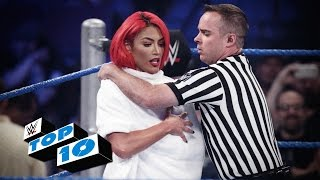 Nonton Top 10 SmackDown Live Momente: WWE Top 10, 9. August 2016 Film Subtitle Indonesia Streaming Movie Download