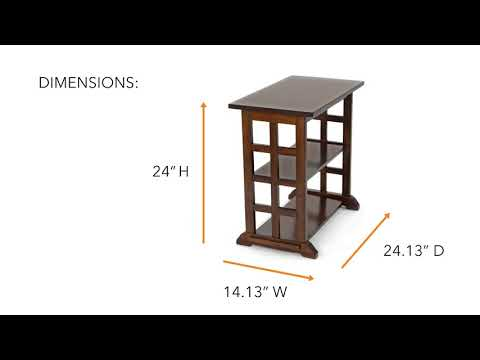 Braunsen T017-477 Chair Side End Table