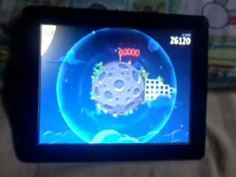 Angry Bird Space in KingCOM Joypad C81