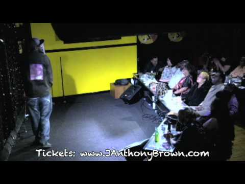 Cocoa Brown + More LIVE at the J Spot Comedy Club