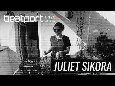Juliet Sikora - Beatport Live