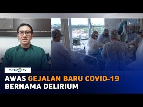 Mengenal Gejala Delirium Pasien Covid-19