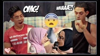 Video SABYAN LIVE CONCERT w/ young girl CRYING TO MEET HER! REACTION! MP3, 3GP, MP4, WEBM, AVI, FLV Juni 2019