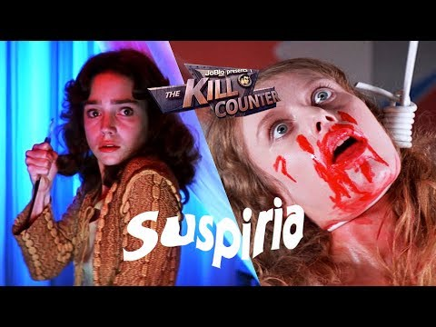 The Kill Counter - Suspiria (1977)