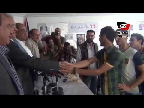 حزب الكرامة يحتفي بذكرى وفاة عبدالناصر ويكرم شبابه