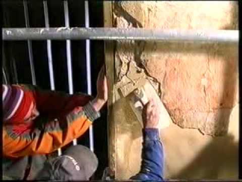Restauración de las pinturas de la ermita de San Baudelio de Berlanga, en Soria. (Cap. 4 de 5)