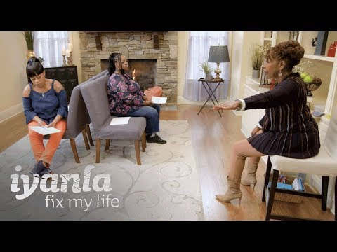 Nakeda Defends the Father of Her Child, but Iyana Isn't Having It | Iyanla: Fix My Life | OWN (видео)