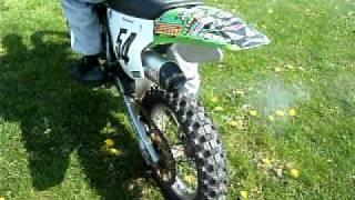2. kx 85 2006 start up