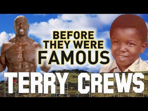 TERRY CREWS - Before They Were Famous - Biography