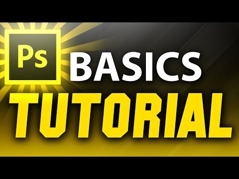 Adobe Photoshop Tutorial : The Basics - Part 2