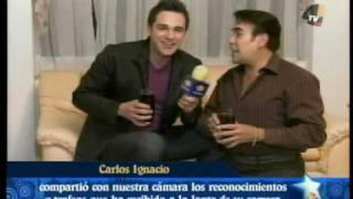 Video Javier Estrella con las Estrellas - Carlos Ignacio MP3, 3GP, MP4, WEBM, AVI, FLV Juli 2018
