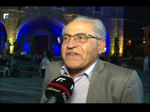 الفنان مارسيل خليفة يحيي ليلة مهرجان البترون باغانيه الرائعة