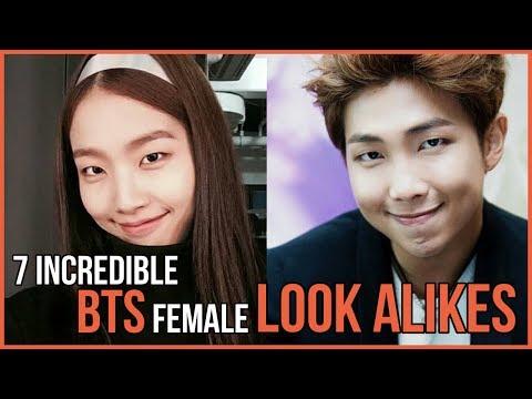 Video Incredible BTS female look alikes download in MP3, 3GP, MP4, WEBM, AVI, FLV January 2017