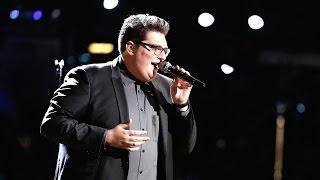 Jordan Smith - The Voice 2015 Winner