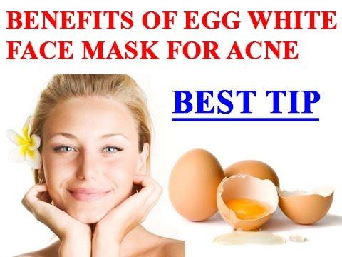 Benefits of EGG WHITE Face Mask for Acne   Egg White FACE MASK Tips
