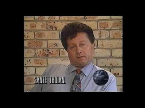 1993 Ethnic Business Awards Finalist – Manufacturing Category – Sante Troiani – Wide Bay Brickworks