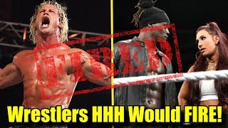 Video 10 Wrestlers Triple H Would FIRE If He TOOK OVER WWE! MP3, 3GP, MP4, WEBM, AVI, FLV Desember 2018