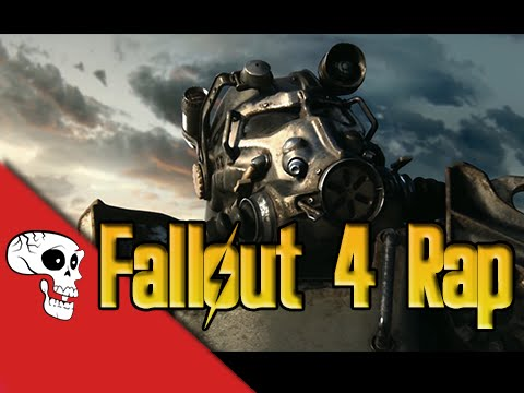 "Fallout 4 Rap by JT Machinima - ""Welcome To My Apocalypse"""
