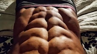 INSANE ABS ! Can`t believe it`s real!  // A 10 pack OMG!! (Real footage)
