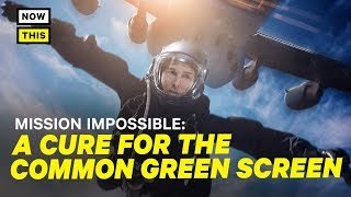 Video Why Mission: Impossible is the Cure for the Common Green Screen | NowThis Nerd MP3, 3GP, MP4, WEBM, AVI, FLV Januari 2019