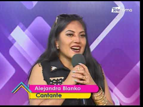 Alejandra Blanko Cantante