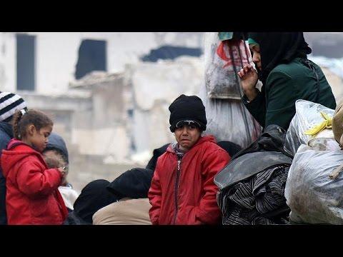 «Πάγωσε» η επιχείρηση απομάκρυνσης τραυματιών από το Χαλέπι