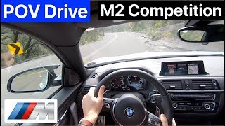 2019 BMW M2 Competition POV Drive by MilesPerHr