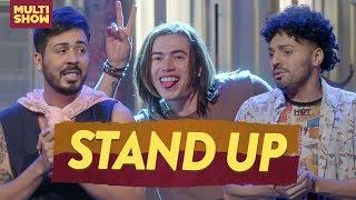 Whindersson Nunes - Whindersson, Carlinhos Maia, Tirullipa e os STAND UPS da semana!   Os Roni  Humor Multishow