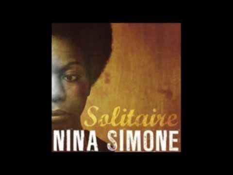 Tekst piosenki Nina Simone - Solitaire po polsku