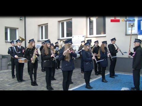 Wiązanka utworów patriotycznych w wykonaniu Orkiestry Dętej OSP Konieczno