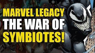 Video Marvel Legacy: Venom Inc/War of The Symbiotes MP3, 3GP, MP4, WEBM, AVI, FLV Mei 2018