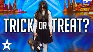 Nonton Scariest Magic Trick  Creepy Girl Freaks Out Asia S Got Talent Judges Film Subtitle Indonesia Streaming Movie Download
