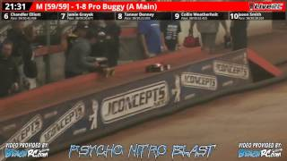 2017 PNB - 1/8 Nitro Buggy A Main