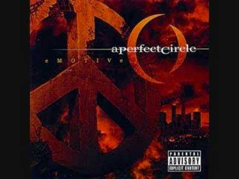 A Perfect Circle - Counting Bodies Like Sheep To The Rhythm