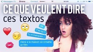 Video Ce que ces textos veulent dire ... MP3, 3GP, MP4, WEBM, AVI, FLV Agustus 2017