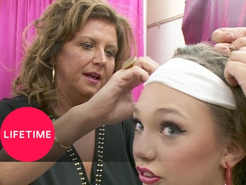 Dance Moms: Abby Gives Maddie Her Weave (S5, E23) | Lifetime