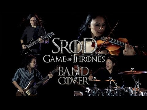 """Game of Thrones"" Cover by ESP Player Srod Almenara"