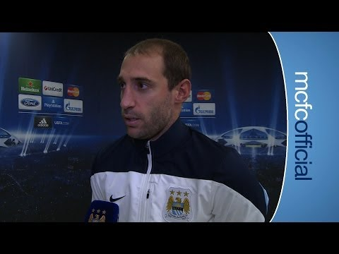 city - Pablo Zabaleta gives CityTV his verdict on City's 3-2 win over Bayern Munich. Subscribe for FREE and never miss another CityTV video. http://www.youtube.com/...