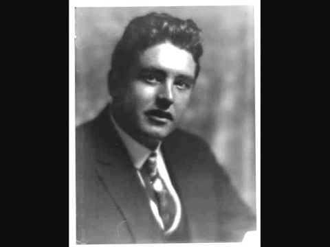 John McCormack – A Little Bit of Heaven (1915)
