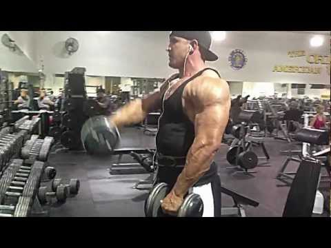 top shoulder workout - Watch NPC Super Heavyweight, Carlos Davito, Do a Shoulder Workout w/ Proper Form for Building Massive Muscle Mass. If you want a GOOD PRE-WORKOUT, you gotta ...