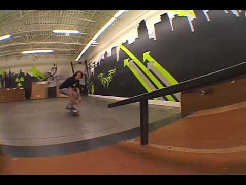 Justin Damer at Antigravity skatepark