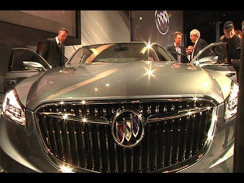 The future of Buick revealed – Cascada convertible and Avenir concept