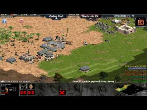 AOE Miền Bắc 9 | Bảng D, Quảng Ninh vs Thanh Hóa XX