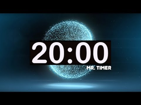 Video 20 Minute Timer with Meditation Music for Kids! Best, Calm, Relaxing, Soft, Countdown Music Timer! download in MP3, 3GP, MP4, WEBM, AVI, FLV January 2017
