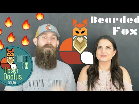 Beard oil - Bearded Fox review! Complex & Long Lasting Scents!