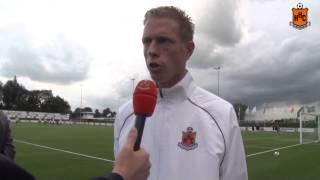 Reactie Willem Lanjouw op SC Genemuiden - HHC Hardenberg