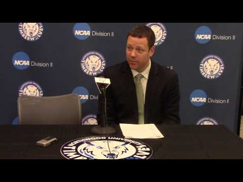 Northwood University Women's Basketball (1/15/15) Hillsdale 80, Northwood 72 - Press Conference