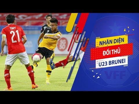 Nhận diện đối thủ U23 Brunei - quân xanh cho thầy trò HLV Park Hang-seo? | VFF Channel - Thời lượng: 117 giây.