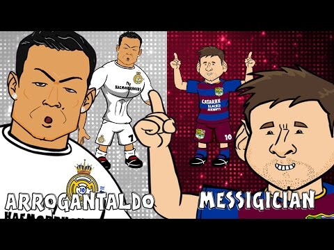Ronaldo vs Messi so tài hát