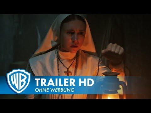 THE NUN - Offizieller Trailer #1 Deutsch HD German (2018)